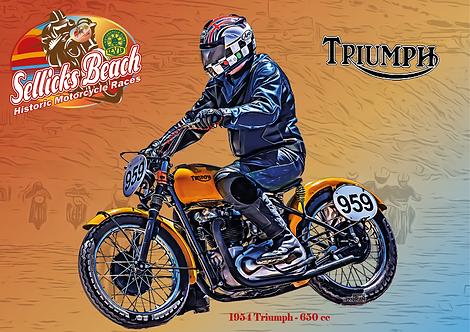 959 - 1954 Triumph