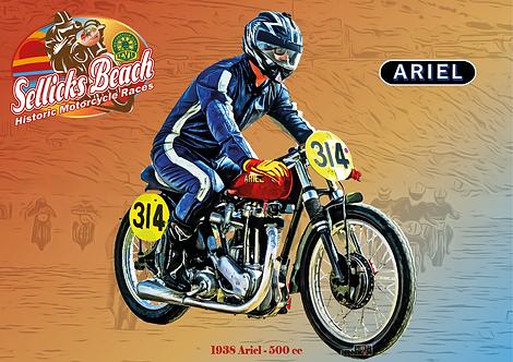 314 - 1938 Ariel