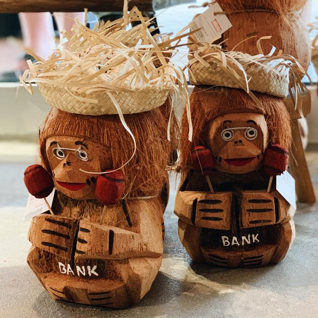 Coconut Monkey - Maracas