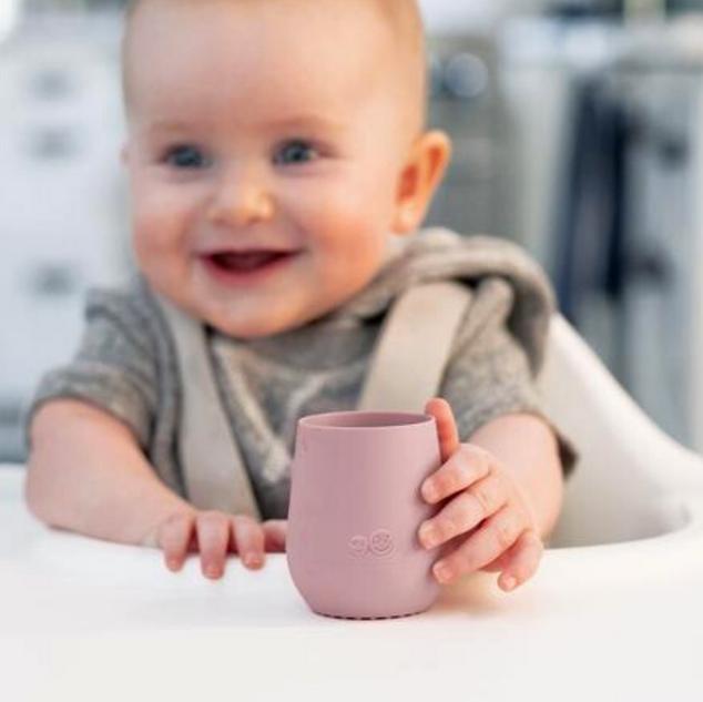 EZPZ - Infant Training Cup - Blush