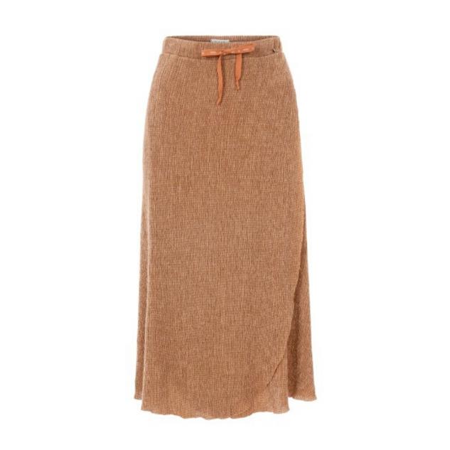 ZUSSS - Long Skirt - Honey