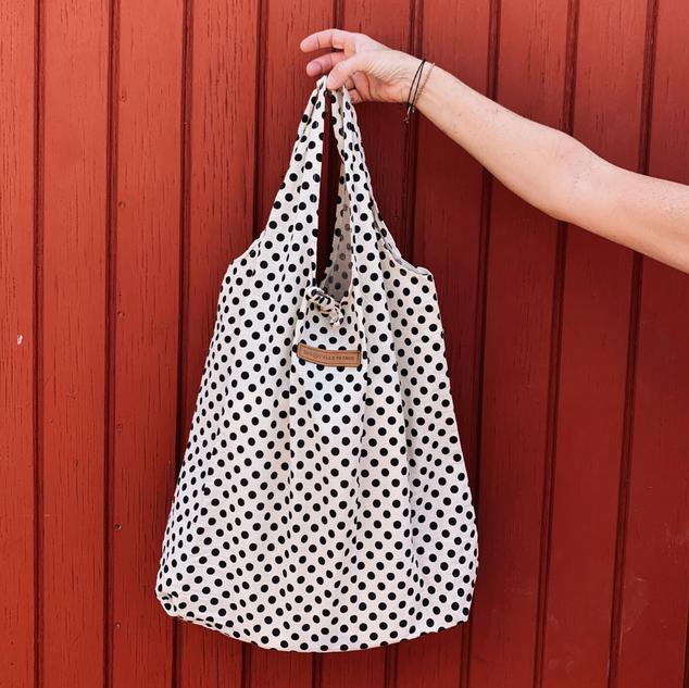 BAGT - Reusable Foldable To-Go Bag