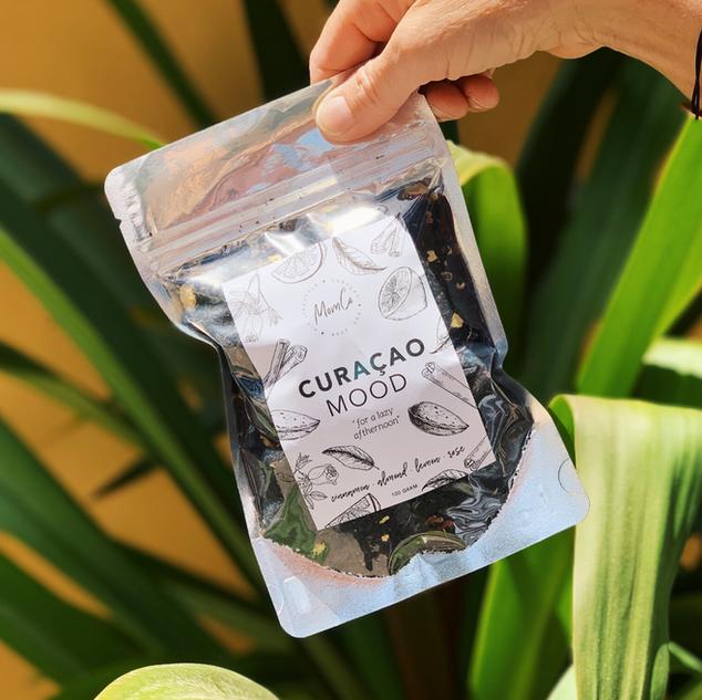 MomCo - 'Curaçao Mood' Tea - 100GR