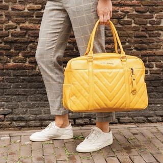 Little Company - Diaperbag Amsterdam - Ochre
