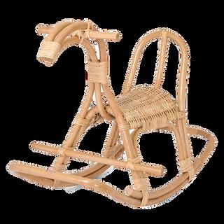 HAR - Rattan Rocking Horse