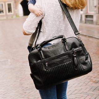 Little Company - Diaperbag Berlin - Black