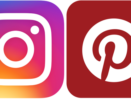 GAMIFY project launched Pinterest and Instagram accounts