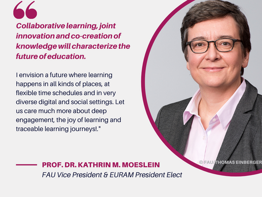 Prof. Dr. Kathrin M. Moeslein on the Future of Teaching and Coaching for CIE