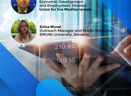 EMUNI University is organizing an online webinar for the future of work