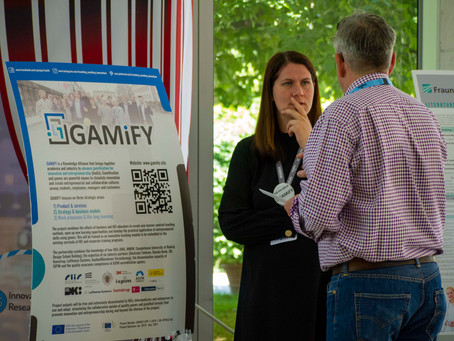 INNOVATION POSTERS: A second chance to meet the poster presenters