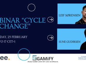 """Webinar """"Cycle of Change"""""""
