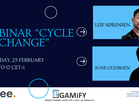 "Webinar ""Cycle of Change"""