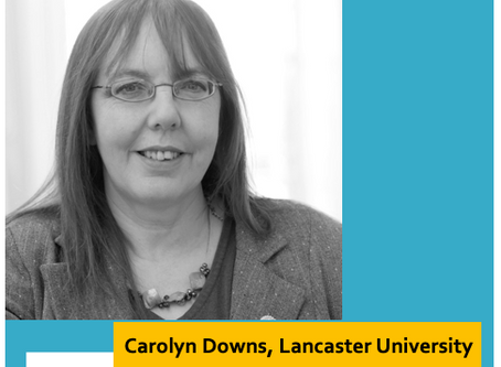 PODCAST with Carolyn Downs: How to Become an Innovative Company?
