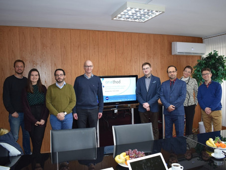 5th Project Meeting in Badajoz