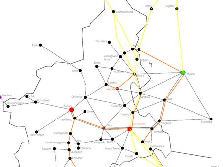 Alessandria e Novara nel sistema TEN-T: l'opportunità di una allenza