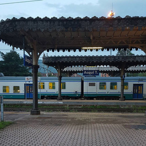 Acqui Terme: valorizzare le sue relazioni ferroviarie per valorizzarne il territorio