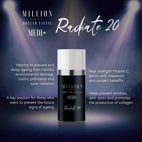 Medi+ Radiate 20