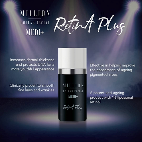 Medi+ RetinA Plus