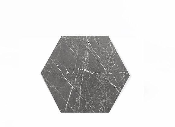 tábua de mármore Cinza
