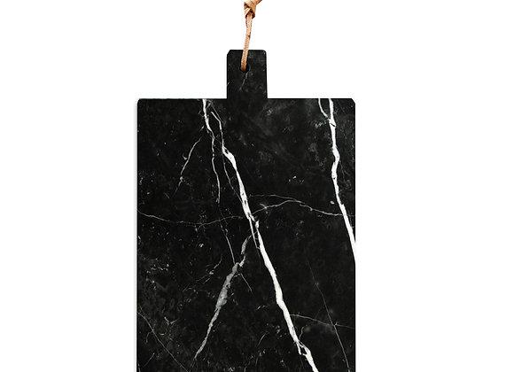 tábua de mármore nero pequena