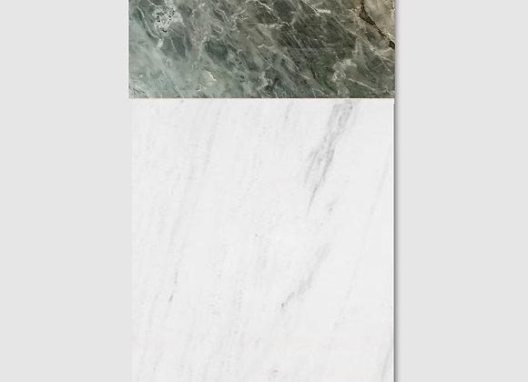 tábua de mármore duo