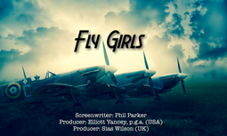 fly girls script screenwriter Phil Parke