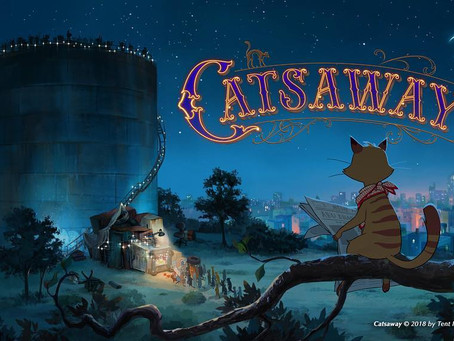 Image Nation Abu Dhabi to co-produce CATSAWAY!