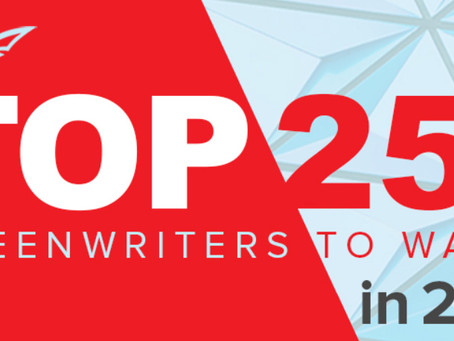 Phil Parker On 'Top 25 Screenwriters' List