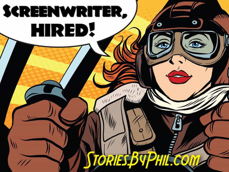 Phil Parker Hired to Write WWII Film!