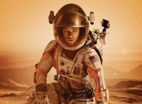 Screenwriter At The Movies: The Martian (2015)