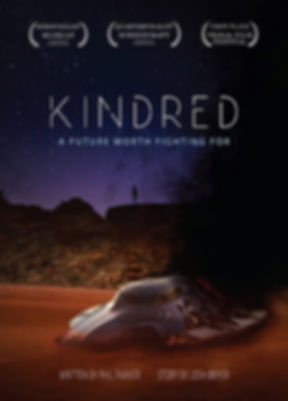 Kindred sci-fi screenplay by Phil Parker