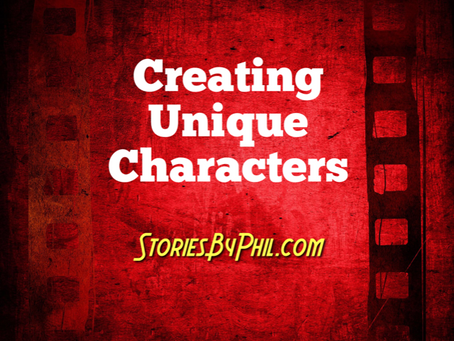 Creating Unique Characters