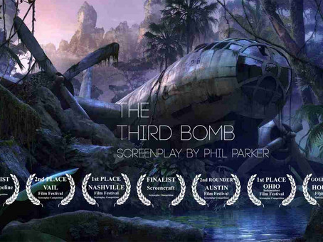'The Third Bomb' - Option, Renwed!