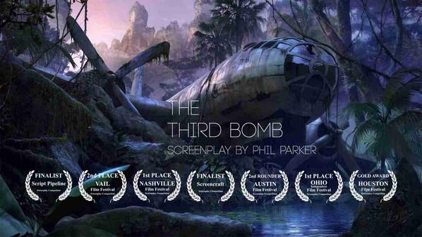 new third bomb poster screenwriter phil