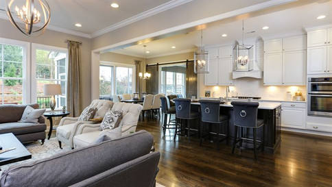 Great Room   Kitchen   Raleigh