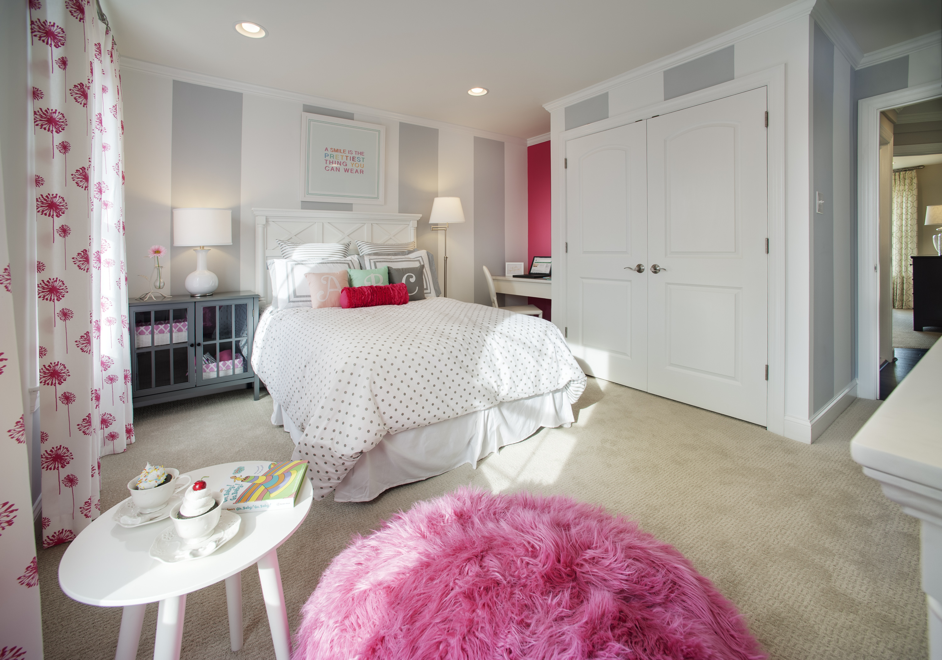 BUCKS COUNTY PA - GIRLS BEDROOM