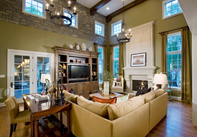 PHILLY MAG TRADITIONAL FAMILY ROOM