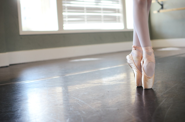 Transitioning to En Pointe