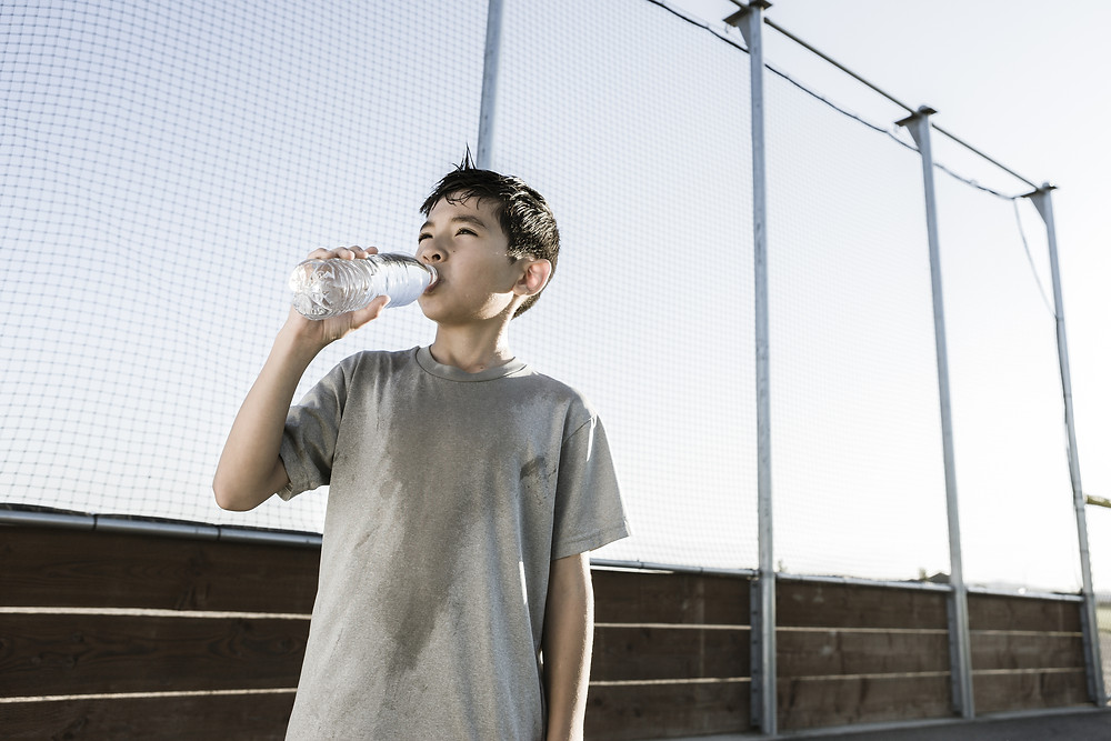 Hydration guidelines for Youth Athletes
