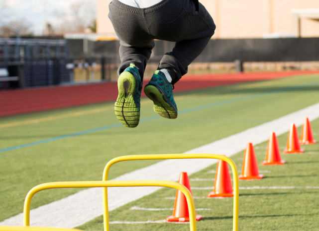"Plyometric ""Jump Training"""