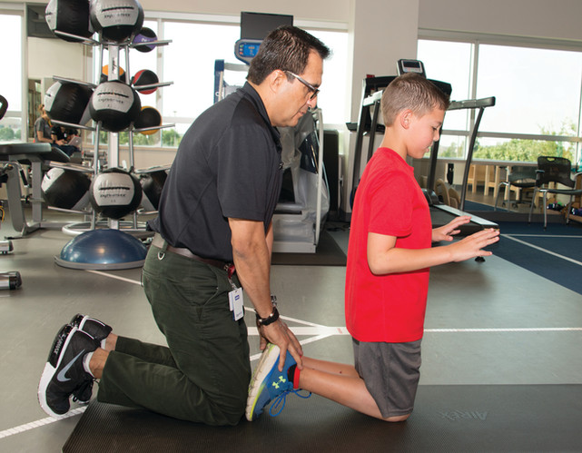 Five Ways to Safely Strength Train Young Athletes