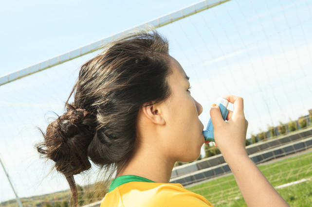 Playing Sports with Asthma