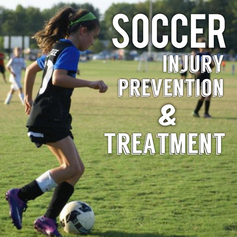 Soccer Injury Prevention, The Athlete's Parent