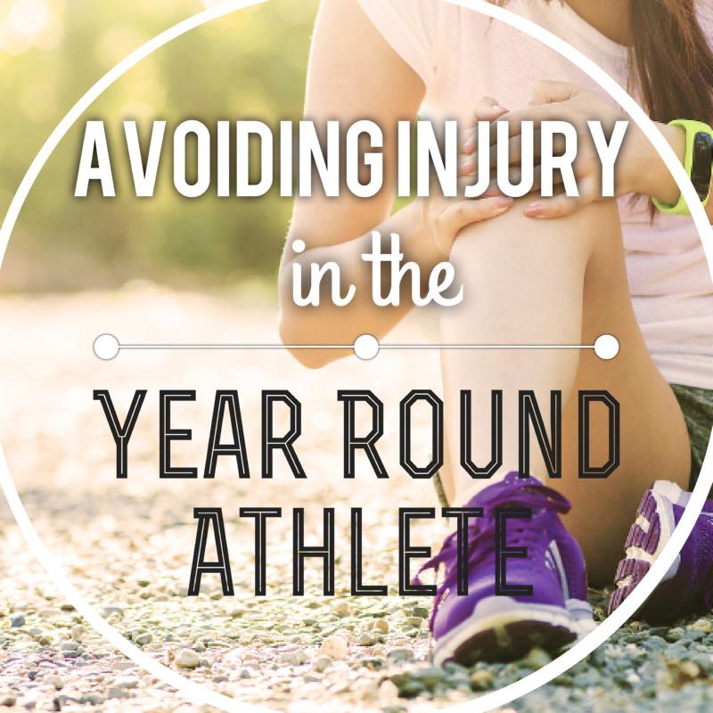 Avoiding Injury, The Athlete's Parent