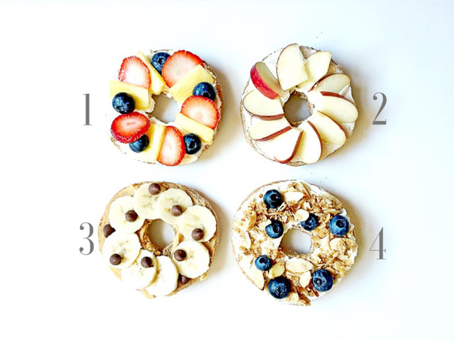 Bagel Recipes to Fuel Athletes