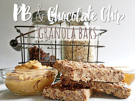 The Athlete's Parent: No Bake Granola Bars