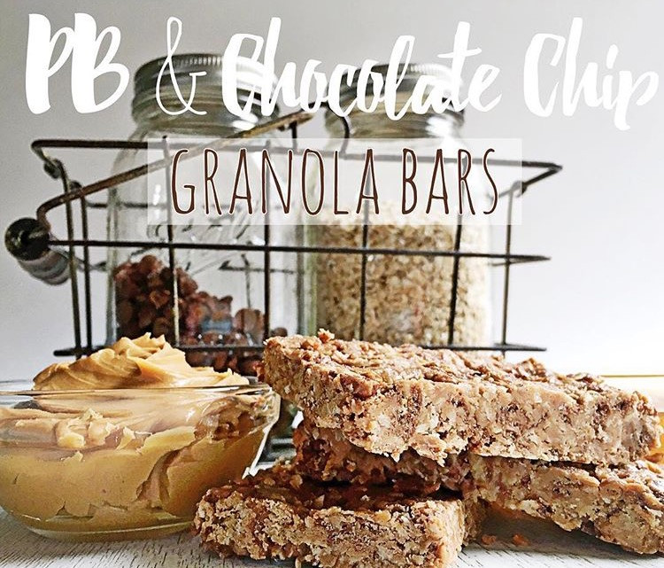 No Bake Granola Bar Recipe, The Athlete's Parent
