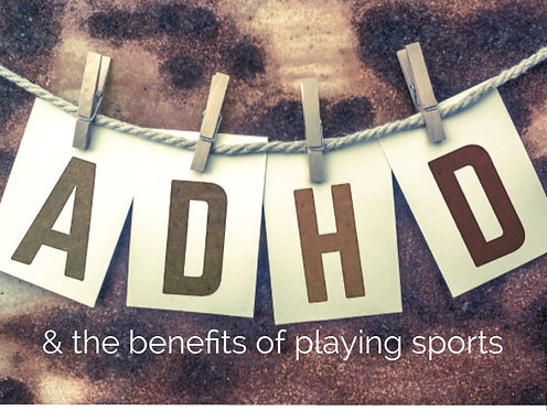 ADHD and the Benefits of Playing Sports; The Athlete's Parent publication
