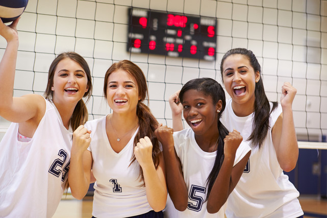 5 Tips for a Healthy Volley Ball Season