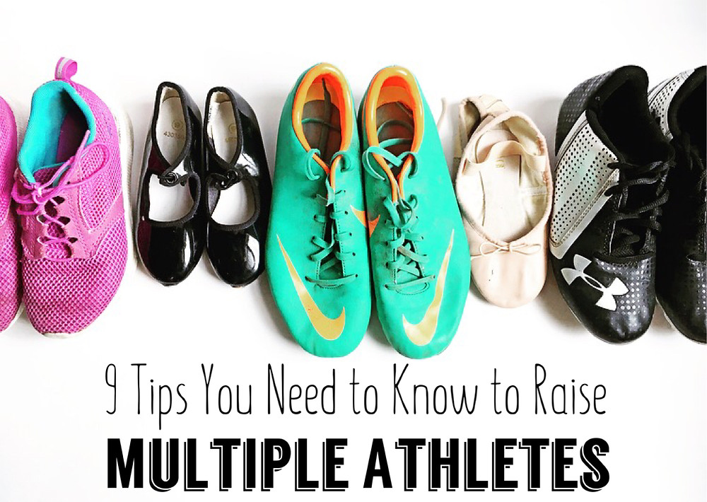 Raising Athletes, The Athlete's Parent